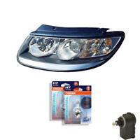 Scheinwerfer links für Hyundai Santa Fe CM 06-09 H7+H7 inkl. Lampen Motor