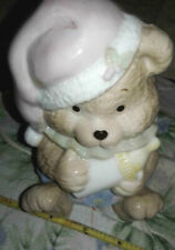 very cute enesco baby bear nursery nite light lamp working condition
