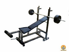 Gb MULTIPURPOSE 6 IN 1 GYM BENCH FOR GYM EXERCISE