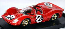 Brumm S037 Ferrari 330 P3 1967 Targa Florio 224 Vaccarella & Scarfiotti MINT