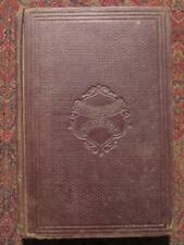 GENERAL GEORGE McCLELLAN - 1864 FIRST EDITION - LIFE, CAMPAIGNS & PUBLIC SERVICE