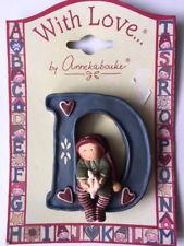 "ANNEKABOUKE collection lettre ""D"""