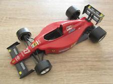 Ferrari 641/2  A. Prost  F1 miniature burago 1/24 ème