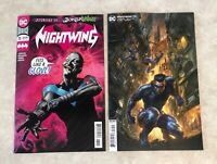 NIGHTWING #70 Covers A And B! Joker War Prelude! NM! DC