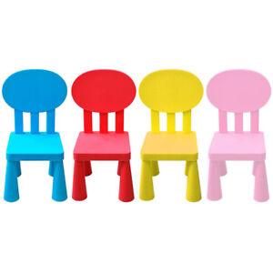 Sedia per bambini prima infanzia bimbo plastica 3+