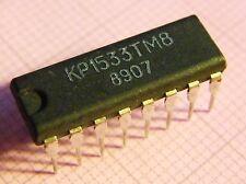20x kr1533tm8 quad D-flip-flop (= 74als175)