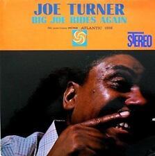 Joe Turner - Big Joe Rides Again - Warner Music Japan (NEW CD)
