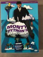 Monty Python's Flying Circus DVD Set 1 John Cleese Michael Palin Eric Idle Graha
