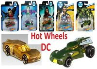 Hot Wheels Die-Cast Car DC Super Wonder Woman Ages 3+ Toy Batman Joker Superman