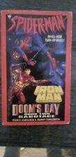 Spiderman Iron Man Doom's Day Book Two Sabotage Novel