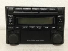 MAZDA 323 F VI BJ Bj.2002 Radio CD Player BL4F669S0 Multi-Function Audio System