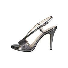 Made in Italia zapatos mujer sandalias gris 78506 BDT 39