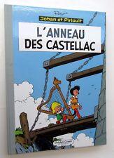 JOHAN PIRLOUIT L'ANNEAU DES CASTELLAC  PEYO  GD FORMAT GOLDEN CREEK  NR