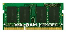 4GB Kingston DDR3 SO-DIMM 1600MHz CL11 Laptop memoria módulo