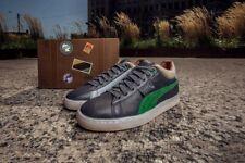 Puma Stepper X Burn Rubber # 359273 02 Green Grey Men Sz 8.5