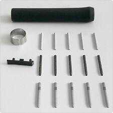 Wacom Intuos 3 Pen Kit d'accessoires, art plume, accident vasculaire cérébral plume, feutre plume, poignées en caoutchouc