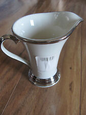 Lenox Solitaire Platinum Trim- 6 oz Creamer - New with Sticker