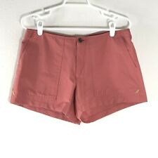 Horny Toad Womans Shorts Size 8 Blush Pink Short Shorts Hiking
