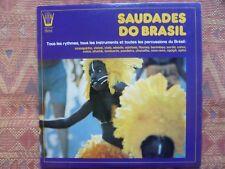 ENSEMBLE AMARO DE SOUZA - Saudades do Brasil ( LP - Arion - France -Latin Samba)