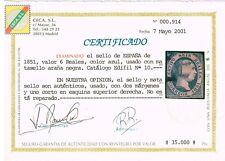 EDIFIL 10º    (Cat. 1475€)  USADO  CERTIFICADO