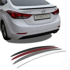 Gubin Rear Wing ABS Spoiler 5 Color Painted For Hyundai Elantra 2011 2016