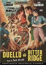 DUELLO A BITTER RIDGE  DVD WESTERN