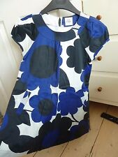 MINI BODEN 7 - 8 YEARS - FLOWER DRESS