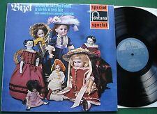 Bizet Symphony No 1 in C & La Jolie Fille de Perth Suite + LSO Roberto Benzi LP