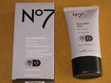 No7 BEAUTIFUL SKIN BB CREAM NORMAL/DRY 40ml NEW/BOXED