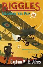 Biggles Learns Pour Piloter par Johns, W E Livre de poche 9781849419703 NEUF