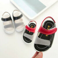 Baby Boys Beach Sandals Summer Sneaker Toddler Children Casual Crib Shoes Infant