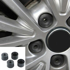 20x Wheel Nut Bolt Tire Screw Cover 17mm Cap For VW Golf MK4 Passat Audi Series