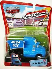 Disney Cars 1:50 Gray Dinoco XXL tractor camión de King 10cm