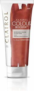 2 x Clairol Colour Booster Ruby 175ml Each In Shower Conditioner Glossy Hair Red