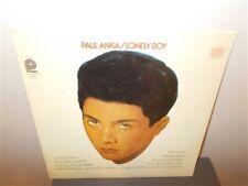 * Paul Anka . Lonely Boy . Sealed LP