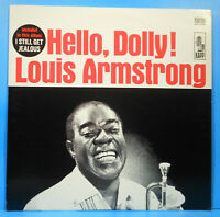 LOUIS ARMSTRONG HELLO, DOLLY! 1964 ORIGINAL PRESS GREAT CONDITION! VG++/VG++!!D