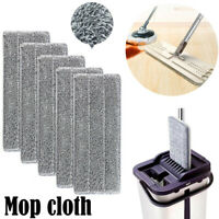 Freeby Mop Head Replacement Coral Velet Refill Great Water Absorption Performance Home Cleaning Pad Household Dust Mop Head Replacement