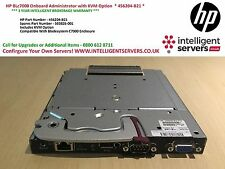 HP BLc7000 Onboard Administrator with KVM Option  * 456204-B21 / 503826-001 *