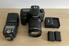 Canon EOS 7D Mark II (9128B002) 20.2MP Digital SLR Camera - Black