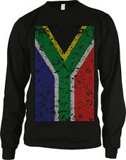 South Afria Flag South African Pride Afrikaner Bafana Long Sleeve Thermal