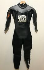 Fit To Race Unisex Full Triathlon Wetsuit Size S1 (Small) with Bag Mens Womens