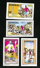 Senegal Stamps # 996-9 VF OG NH Imperforate