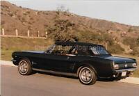 CLASSIC CAR Vintage FOUND PHOTO Original COLOR Snapshot FREE SHIPPING 02 31 J