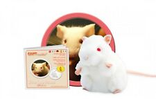 Giant Microbes White Lab Mouse Plush Toy