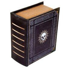 Immortal Grimoire Pro Tour Deck Box Spellbook Wooden Fabric Lined Magic YuGiOh