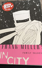 Sin City Volume 5: Family Values by Frank Miller