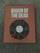 Shaun of the Dead (Blu-ray Disc, 2014, Limited Edition SteelBook) (No Digital)