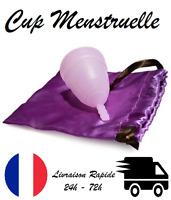 Cup coupe menstruelle femmes hygiène féminine Haute qualité médicale Règle Ecolo