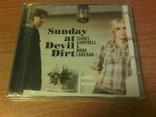 CD ISOBEL CAMPBELL & MARK LANEGAN SUNDAY AT DEVIL DIRT SIGILLATO EU PS 2008