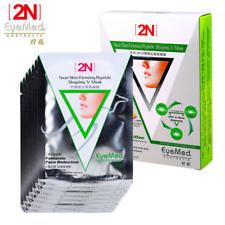 2N V-Shaped Facial Mask V-Line Slimming Lifting Firming Face Skin Care New 10Pcs